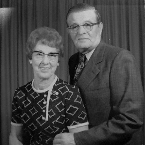 Delbert and Olive Hickson